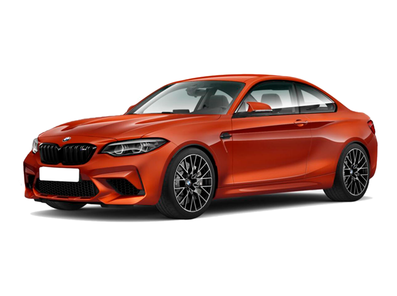 BMW - M2 - 3.0 24V I6 GASOLINA COMPETITION COUPÉ M MANUAL