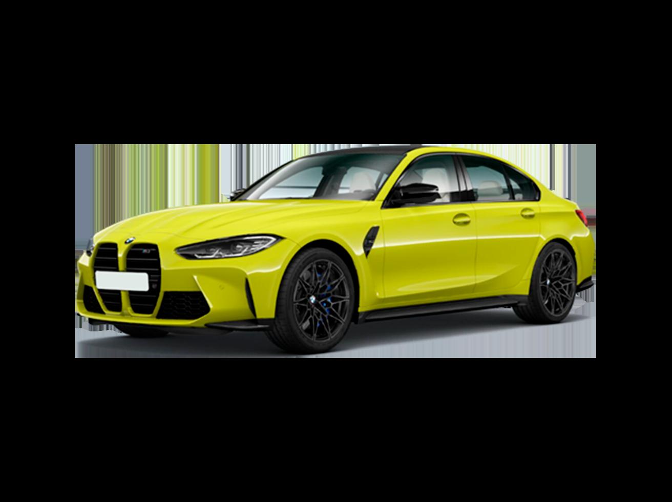 BMW - M3 - 3.0 I6 TWINTURBO GASOLINA COMPETITION M STEPTRONIC