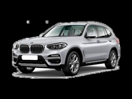 BMW - X3 - 2.0 16V GASOLINA X LINE XDRIVE20I STEPTRONIC