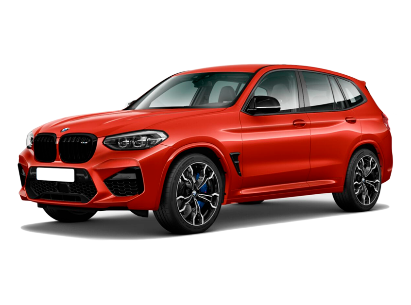 BMW - X3 - 3.0 TWINPOWER GASOLINA M COMPETITION STEPTRONIC