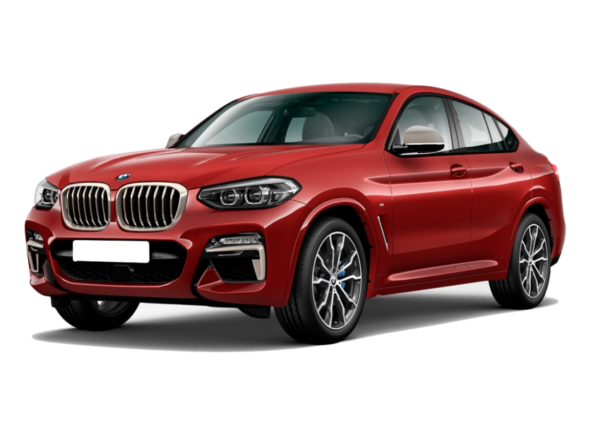 BMW - X4 - 3.0 TWINPOWER GASOLINA M40I STEPTRONIC