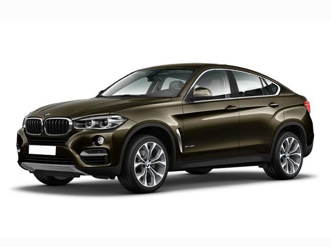 BMW - X6 - 3.0 35I 4X4 COUPÉ 6 CILINDROS 24V GASOLINA 4P AUTOMÁTICO
