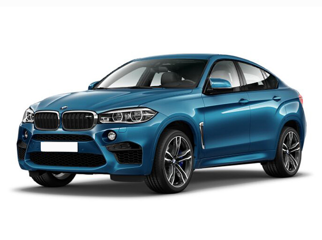 BMW - X6 - 4.4 M 4X4 COUPÉ V8 32V BI-TURBO GASOLINA 4P AUTOMÁTICO