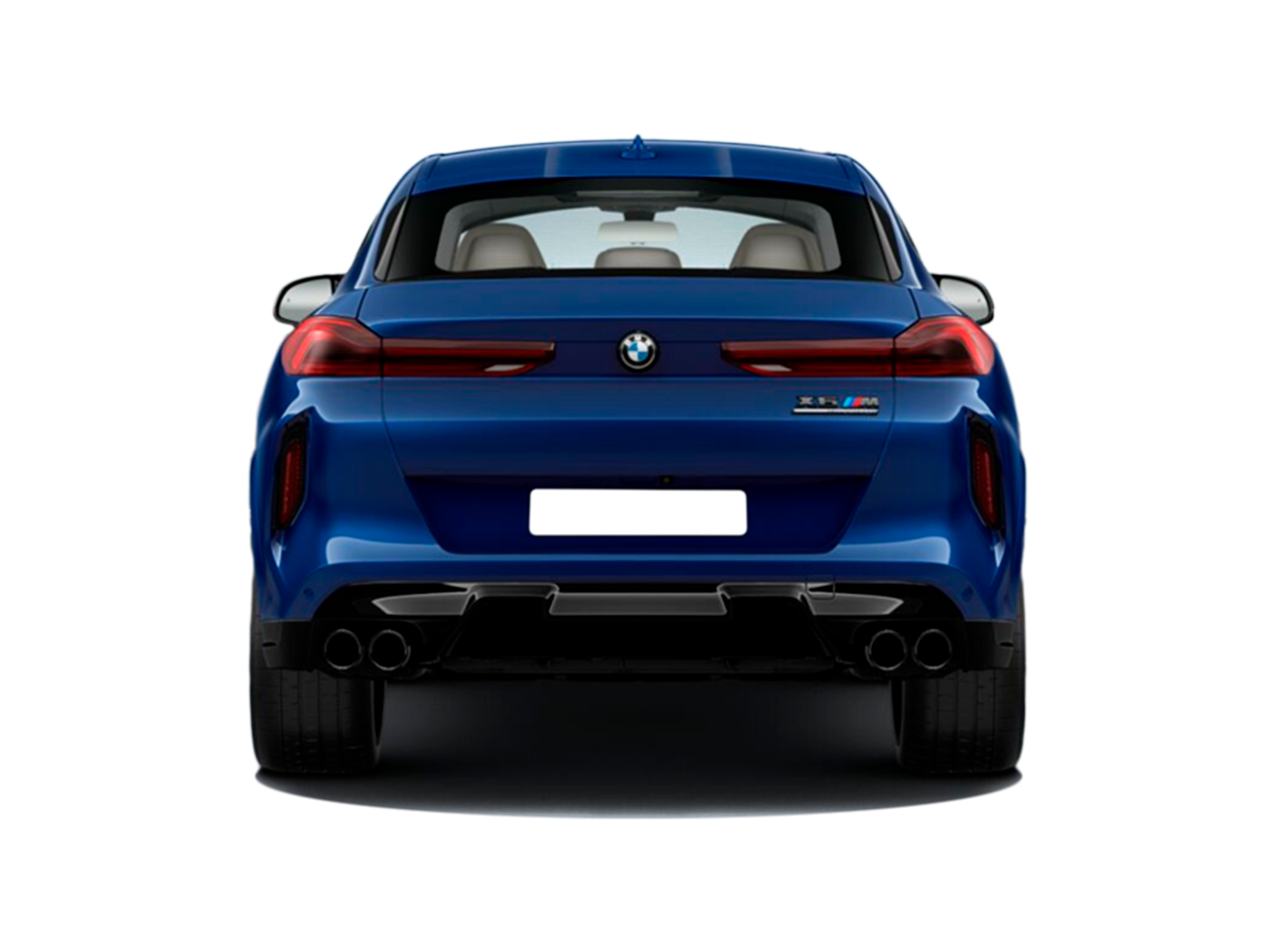 4.4 M 4X4 COUPÉ V8 32V BI-TURBO GASOLINA 4P AUTOMÁTICO