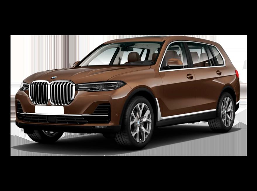 BMW - X7 - 4.4 V8 GASOLINA M SPORT XDRIVE50I STEPTRONIC