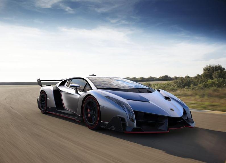 Carro De Corrida Lamborghini Veneno De 7 Milhoes E Atracao Do Salao De Genebra