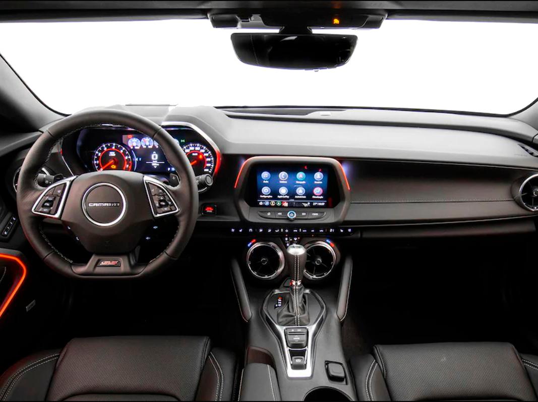 6.2 V8 GASOLINA SS CONVERSÍVEL AUTOMÁTICO
