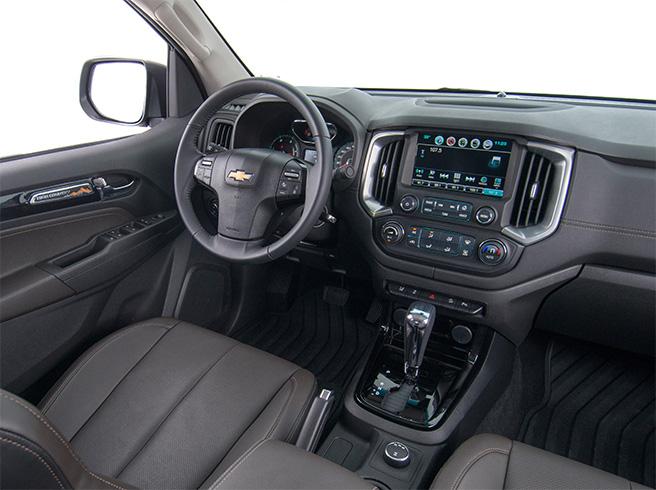 3.6 LTZ 4X4 V6 GASOLINA 4P AUTOMÁTICO