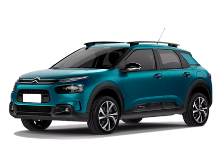 CITROËN - C4 CACTUS - 1.6 THP FLEX SHINE PACK EAT6