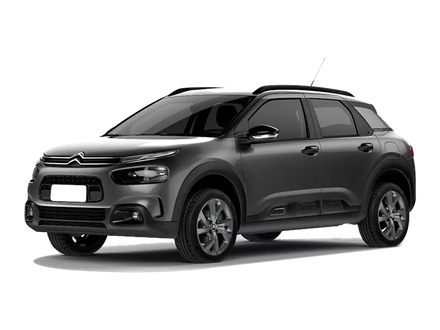 CITROËN - C4 CACTUS - 1.6 VTI 120 FLEX FEEL EAT6