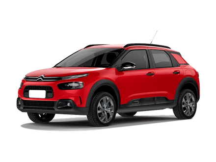 CITROËN - C4 CACTUS - 1.6 VTI 120 FLEX FEEL PACK EAT6