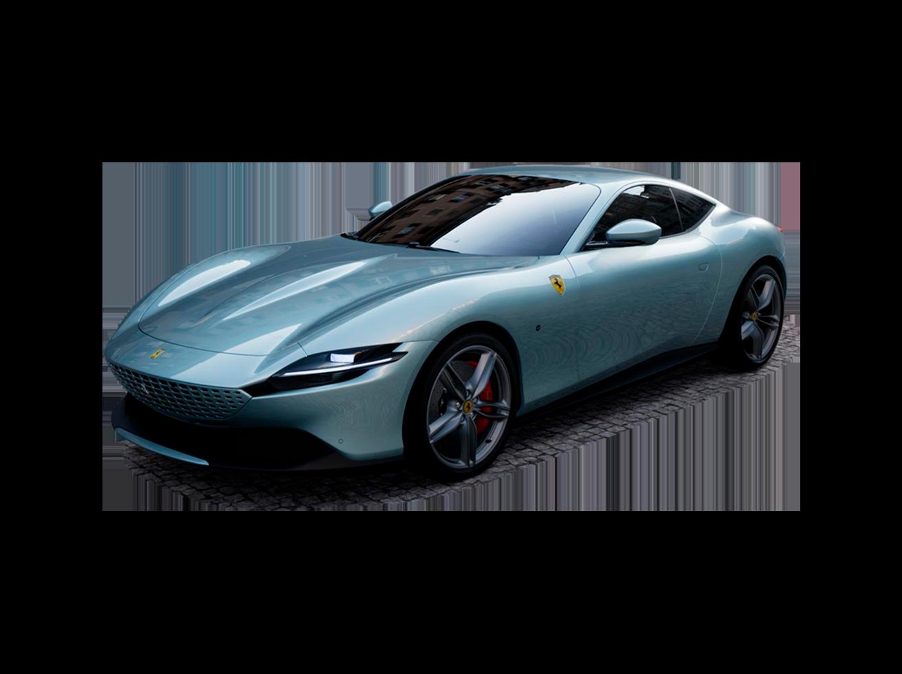 FERRARI - ROMA - 3.8 V8 TURBO GASOLINA F1-DCT