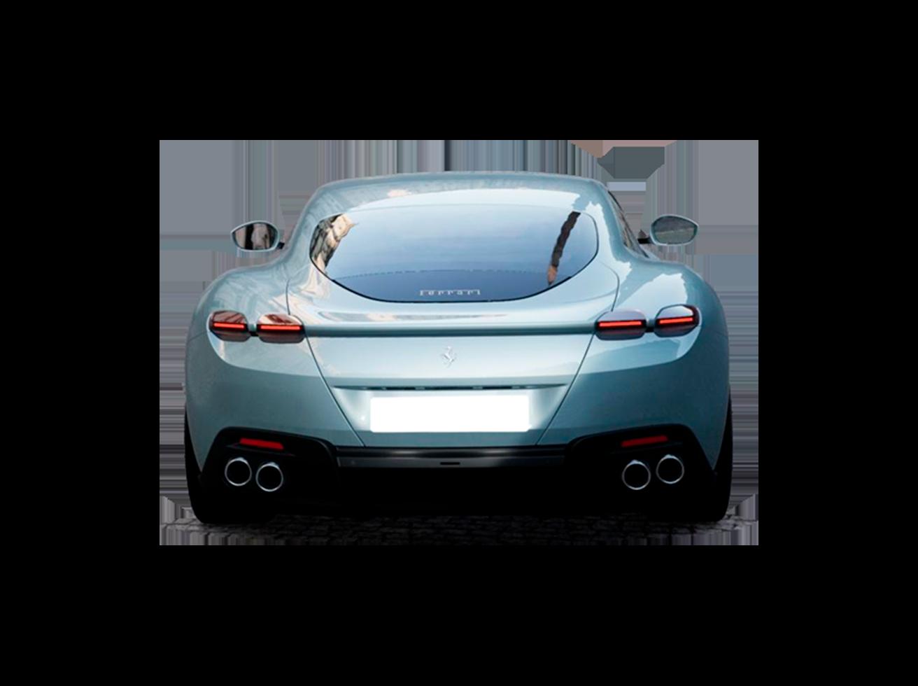 3.8 V8 TURBO GASOLINA F1-DCT