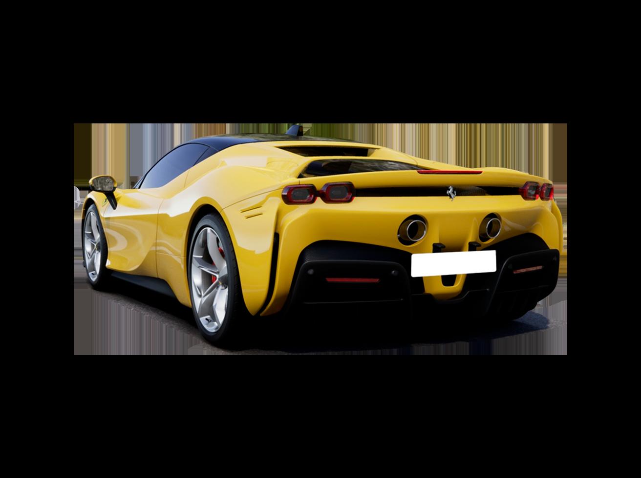 3.9 V8 TURBO PHEV STRADALE F1-DCT