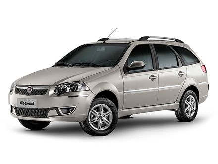 FIAT - PALIO - 1.4 MPI ATTRACTIVE WEEKEND 8V FLEX 4P MANUAL