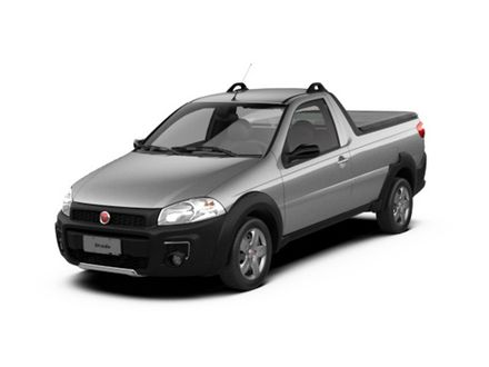 FIAT - STRADA - 1.4 MPI HARD WORKING CS 8V FLEX 2P MANUAL