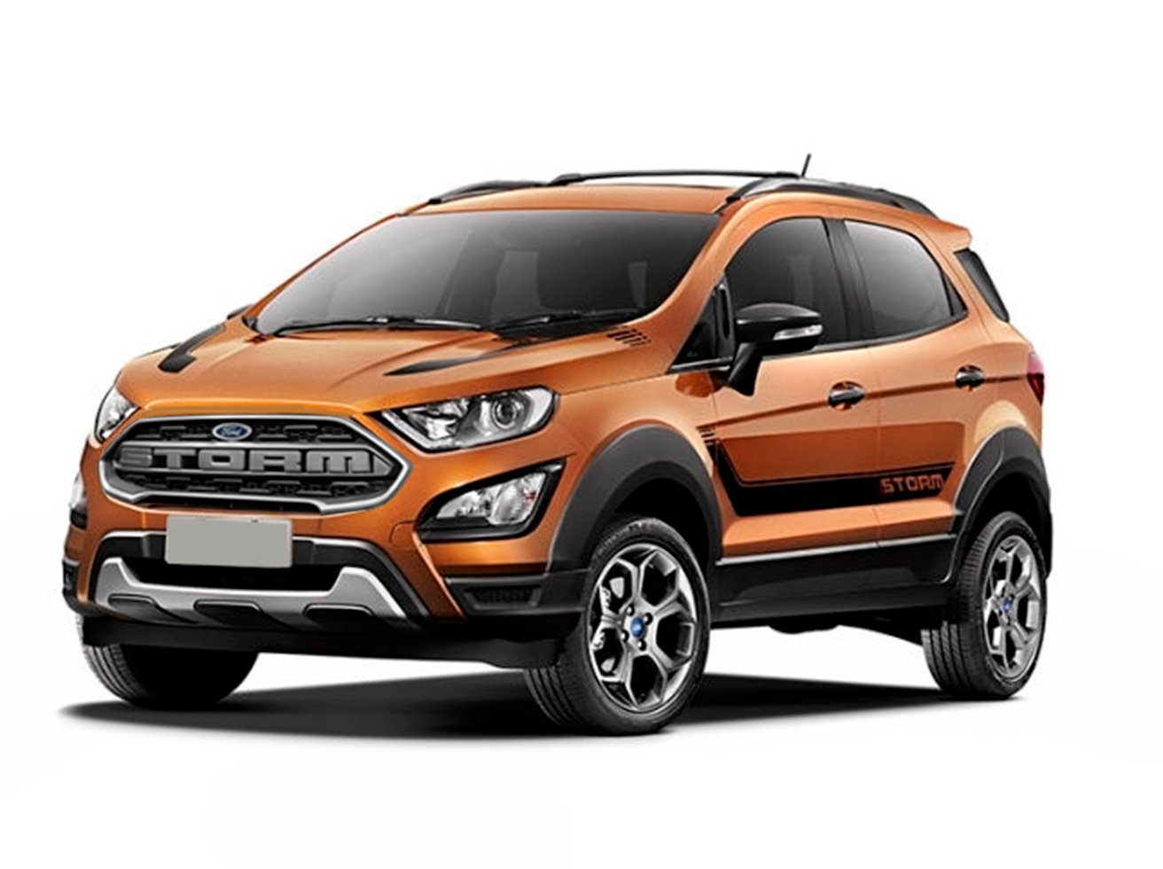 FORD - ECOSPORT - 2.0 DIRECT FLEX STORM 4WD AUTOMÁTICO