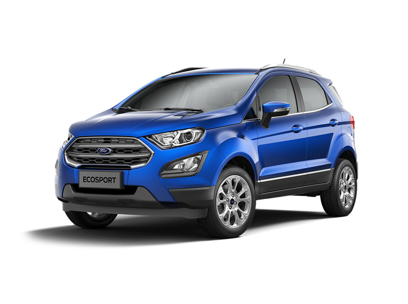 FORD - ECOSPORT - 2.0 DIRECT FLEX TITANIUM AUTOMÁTICO