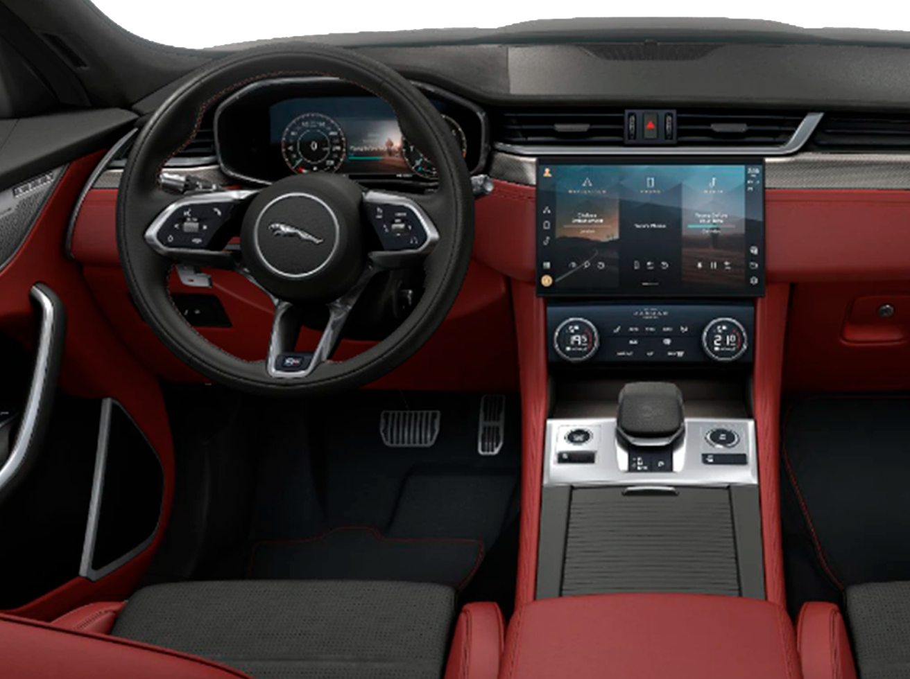5.0 V8 SUPERCHARGED SVR AWD 4P AUTOMÁTICO