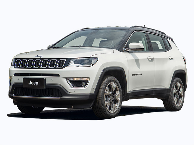 JEEP - COMPASS - 2.0 16V DIESEL LIMITED 4X4 AUTOMÁTICO