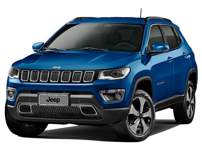 JEEP - COMPASS - 2.0 16V FLEX LONGITUDE AUTOMÁTICO