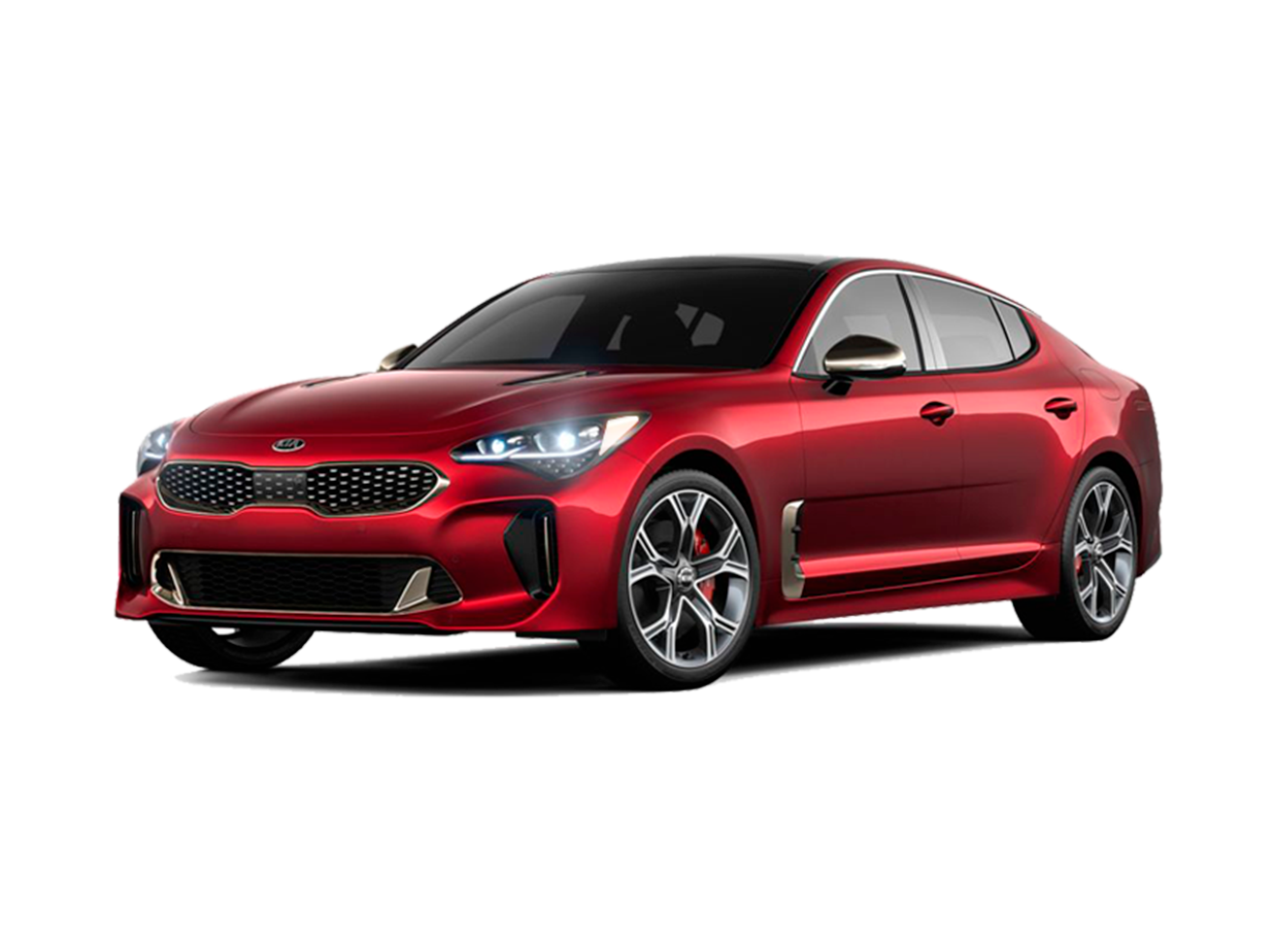 KIA - STINGER - 3.3 V6 GDI GASOLINA GT AWD E-SHIFT