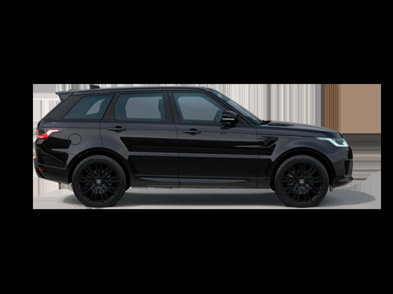 3.0 D300 TURBO DIESEL HSE DYNAMIC BLACK AUTOMÁTICO