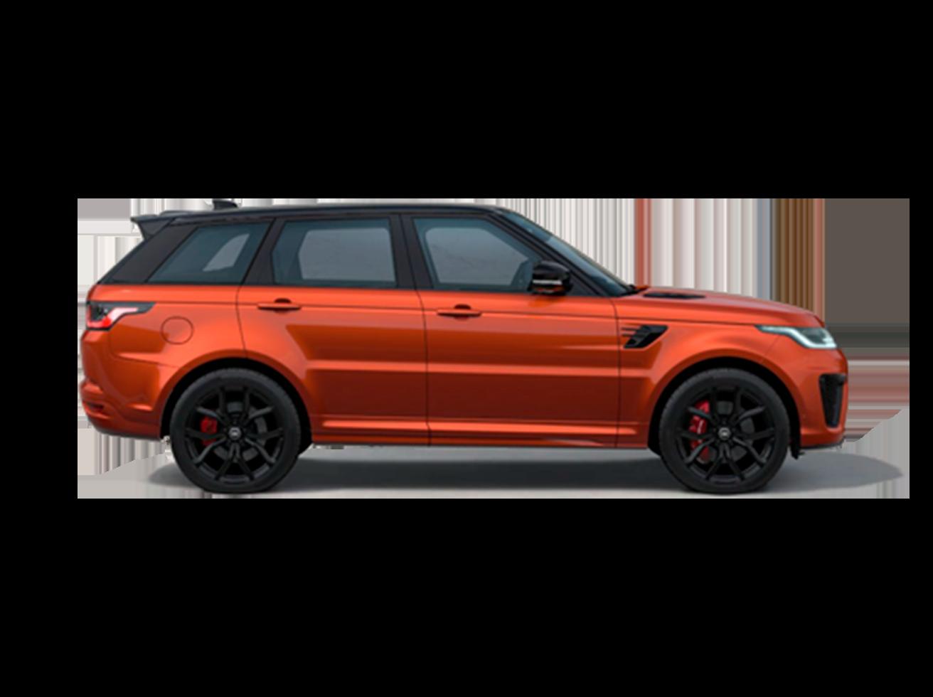 5.0 SVR 4X4 V8 32V GASOLINA 4P AUTOMÁTICO