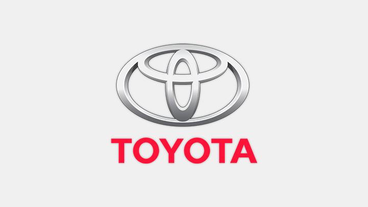Logo Toyota Pense Carros
