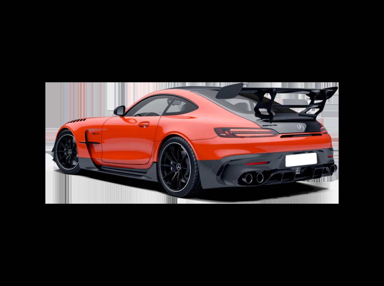 4.0 V8 TURBO GASOLINA BLACK SERIES 7G-DCT