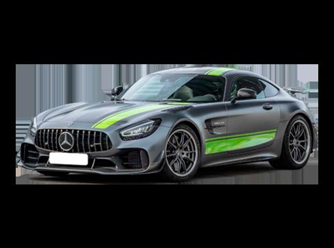 MERCEDES-BENZ - AMG GT - 4.0 V8 TURBO GASOLINA R PRO 7G-DCT