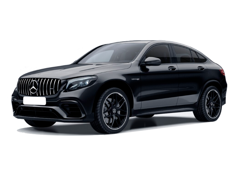 MERCEDES-BENZ - GLC 63 AMG - 4.0 V8 TURBO GASOLINA S 4MATIC+ SPEEDSHIFT