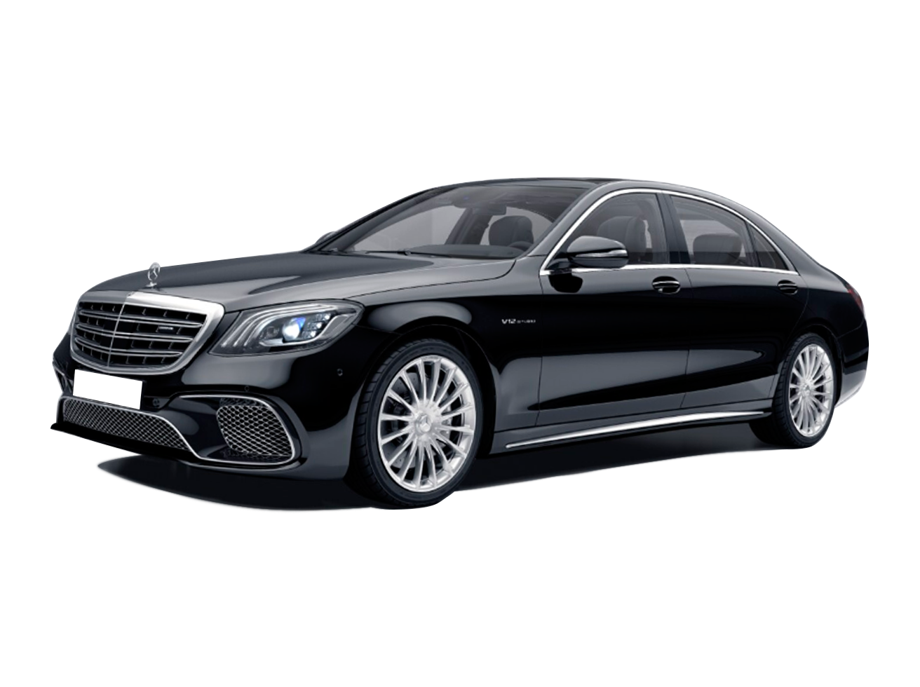 MERCEDES-BENZ - S 65 AMG - 6.0 V12 TURBO GASOLINA L SPEEDSHIFT