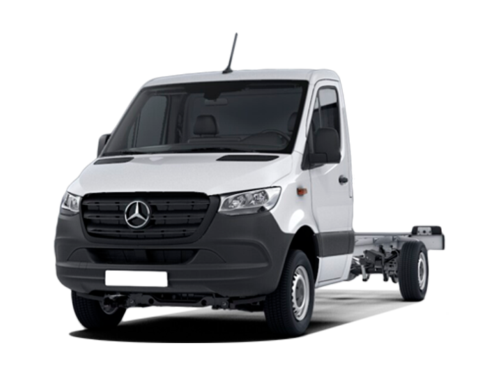 MERCEDES-BENZ - SPRINTER - 2.2 CDI DIESEL CHASSIS 314 STREET EXTRA LONGO MANUAL