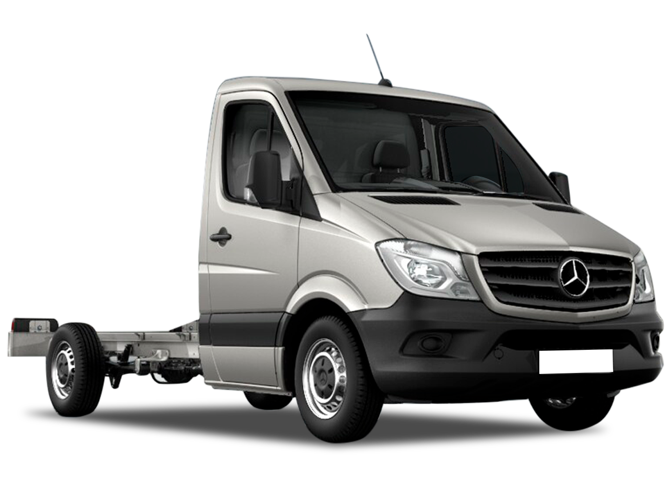 MERCEDES-BENZ - SPRINTER - 2.2 CDI DIESEL CHASSIS 415 LONGO MANUAL