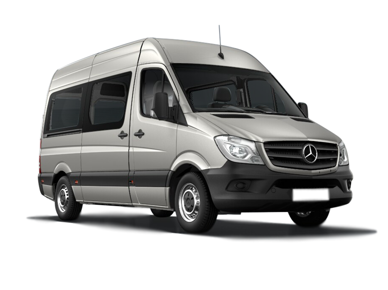 MERCEDES-BENZ - SPRINTER - 2.2 CDI DIESEL VAN 415 TA LONGO 10L MANUAL