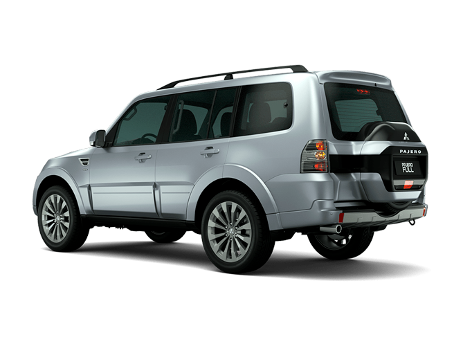 3.8 HPE 4X4 V6 24V GASOLINA 4P AUTOMÁTICO