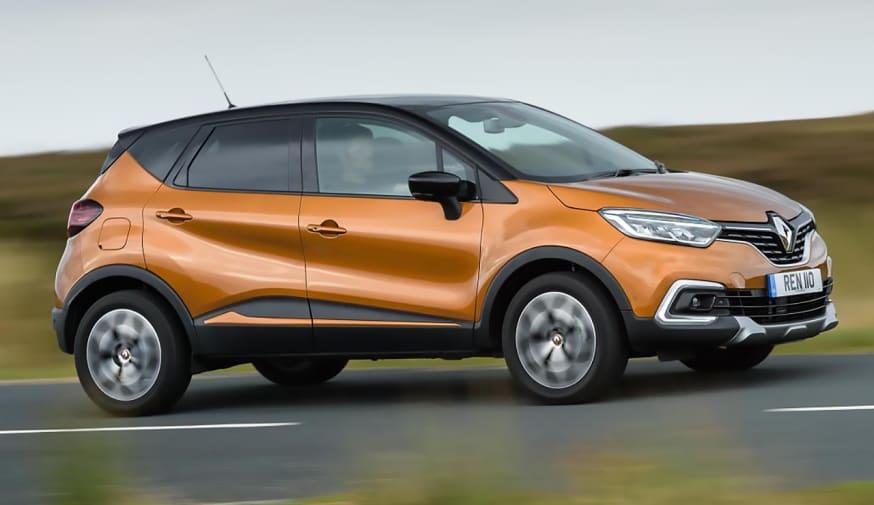 O Novo Renault Captur Motor 2 0