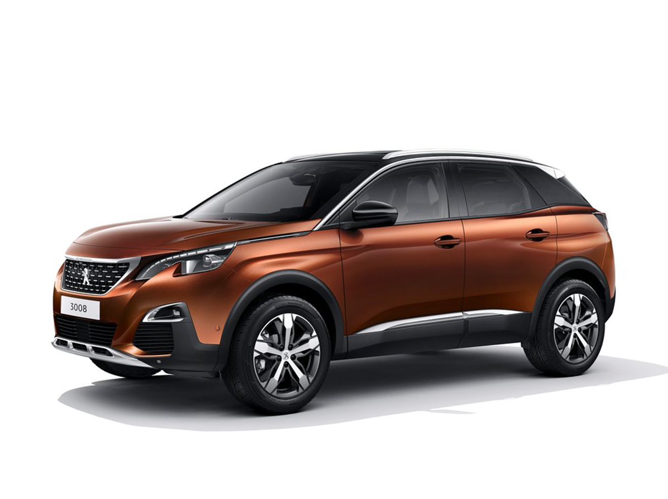 PEUGEOT - 3008 - 1.6 GRIFFE PACK THP 16V GASOLINA 4P AUTOMÁTICO