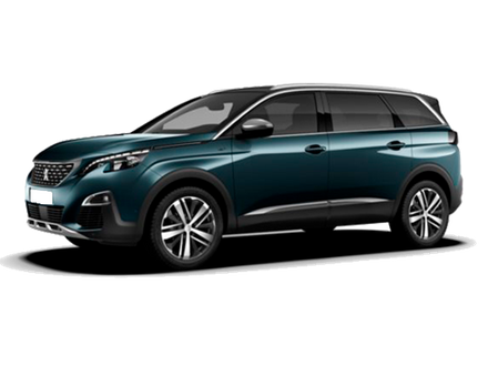 PEUGEOT - 5008 - 1.6 GRIFFE PACK THP 16V GASOLINA 4P AUTOMÁTICO
