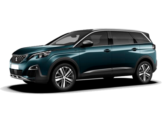 PEUGEOT - 5008 - 1.6 GRIFFE THP 16V GASOLINA 4P AUTOMÁTICO