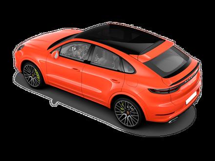 4.0 V8 TURBO S E-HYBRID COUPÉ AWD TIPTRONIC S