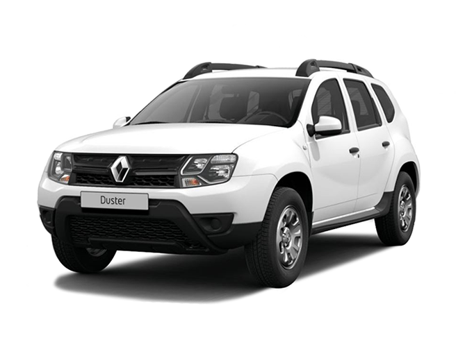 RENAULT - DUSTER - 1.6 16V SCE FLEX EXPRESSION MANUAL
