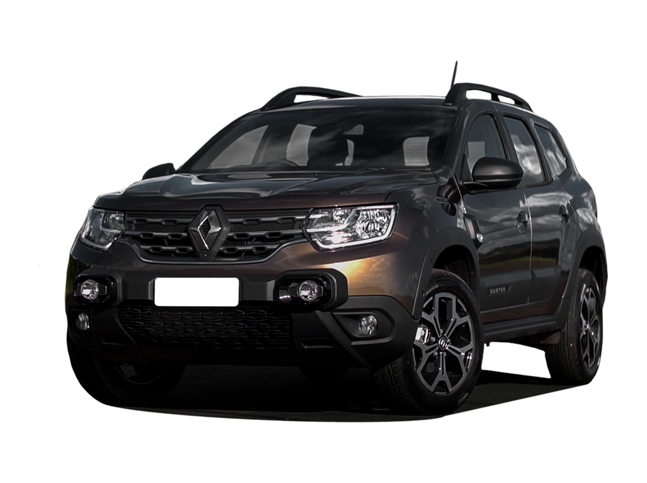 RENAULT - DUSTER - 1.6 16V SCE FLEX ZEN MANUAL