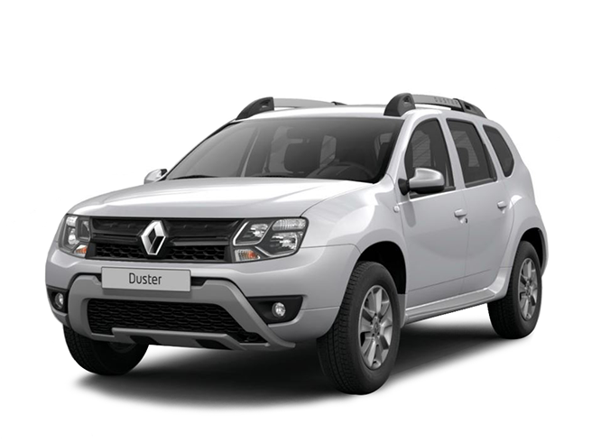 RENAULT - DUSTER - 2.0 16V HI-FLEX DYNAMIQUE MANUAL