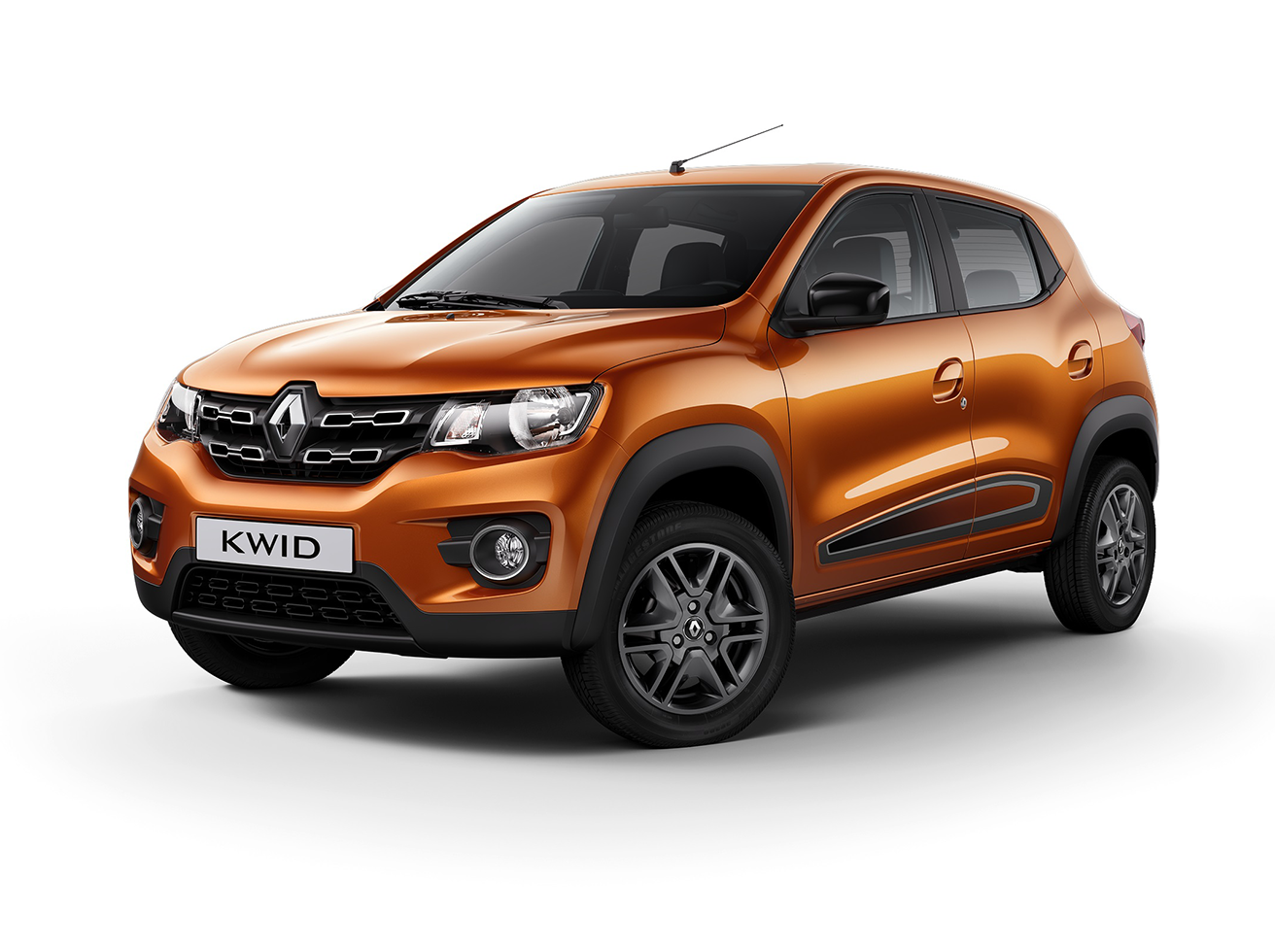 RENAULT - KWID - 1.0 12V SCE FLEX INTENSE MANUAL