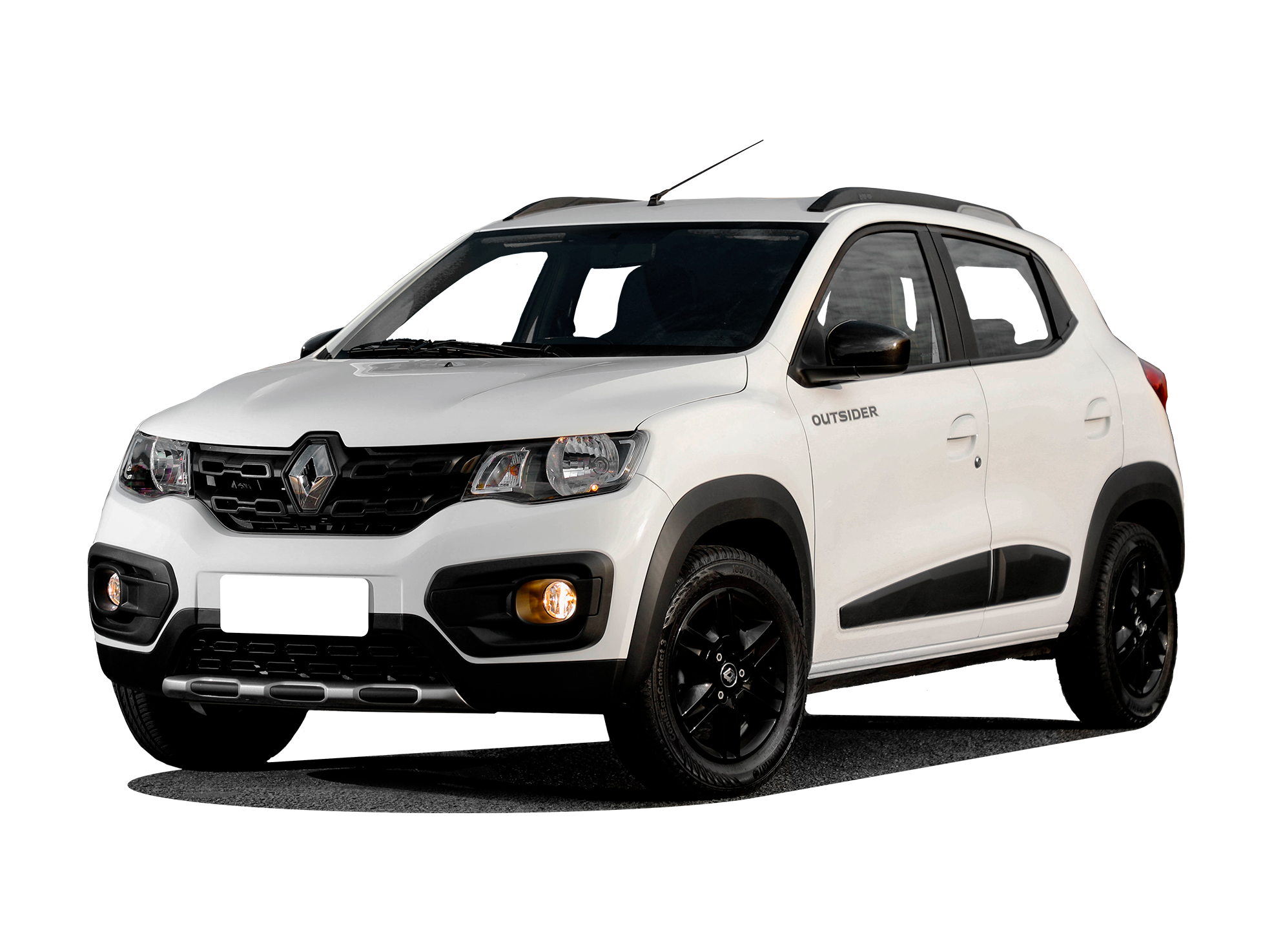 RENAULT - KWID - 1.0 12V SCE FLEX OUTSIDER MANUAL