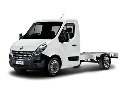 2.3 DCI DIESEL CHASSI-CABINE L2H1 2P MANUAL