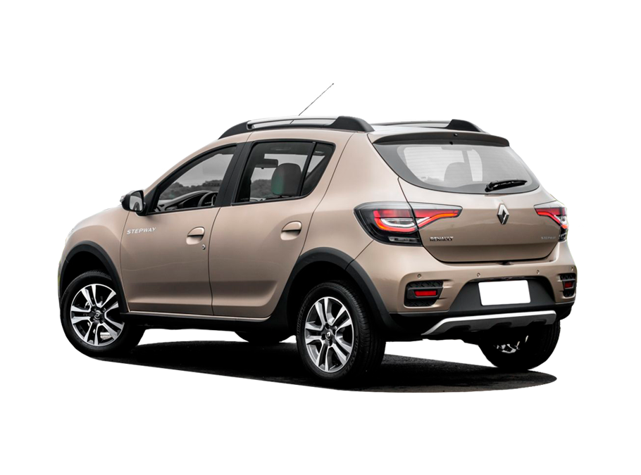 1.6 16V SCE FLEX STEPWAY ZEN MANUAL