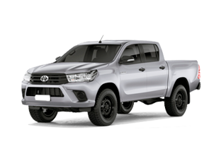 TOYOTA - HILUX - 2.8 POWER PACK 4X4 CD 16V DIESEL 4P MANUAL